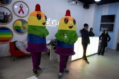 Chinese gay dating app grows to 15 million users