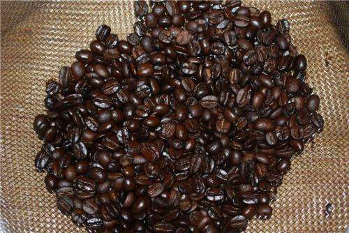 Coffee bean acoustics