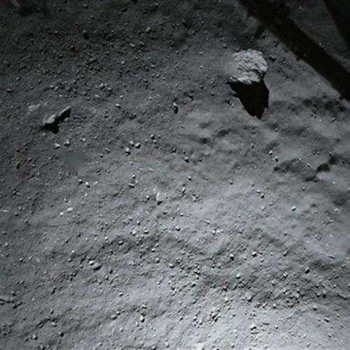 Comet craft starts drilling; location still sought