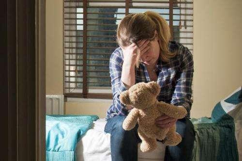 Dampening of positive feelings found to predict postpartum depressive symptoms