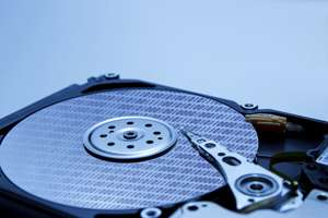 Data storage capacity is enhanced by mixing hard and soft magnetic materials