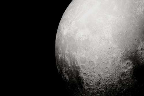 Digging deep in search of water on the moon