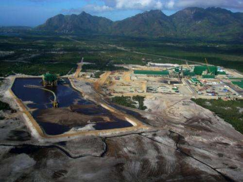 Does offsetting make up for habitat loss due to mining?