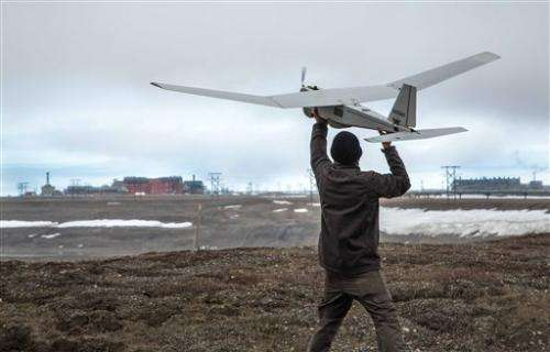 Drone access to US skies faces significant hurdles (Update)