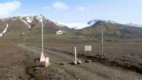 Earthquakes over 5 magnitude shake Iceland volcano