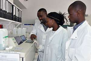 East and West African sickle cell anaemia are genetically similar