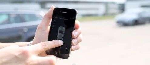 Bosch shows automated park assistance at CES