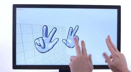 Leap Motion's V2 takes bow as public developer beta  (w/ Video)