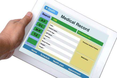 Electronic health records don't increase Medicare fraud, study finds