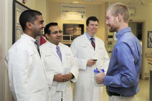 Emory Healthcare physicians describe care of first two patients with Ebola virus disease