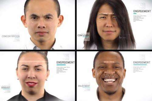 """Emotion-tracking software aims for """"mood-aware"""" internet"""