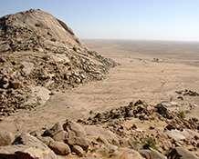 Enormous scale of Nile 'mega lake' revealed
