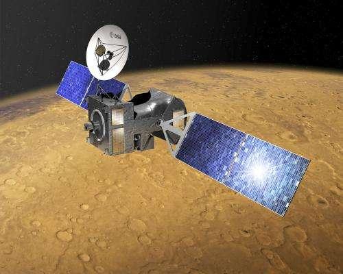 ExoMars orbiter core module completed