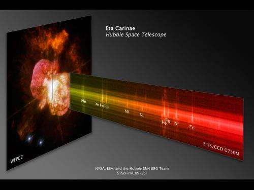 Famous Hubble Star Explosion Is Expanding, New Animation Reveals