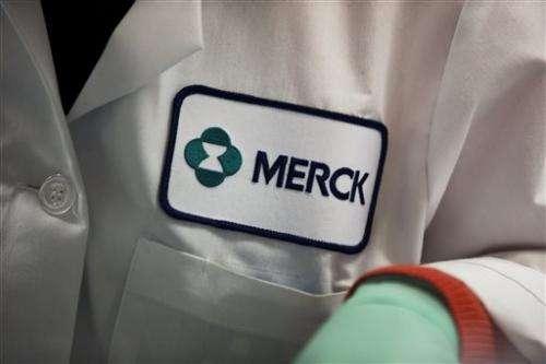 FDA OKs Merck drug, 1st in new cancer drug class