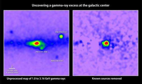 Fermi data tantalize with new clues to dark matter