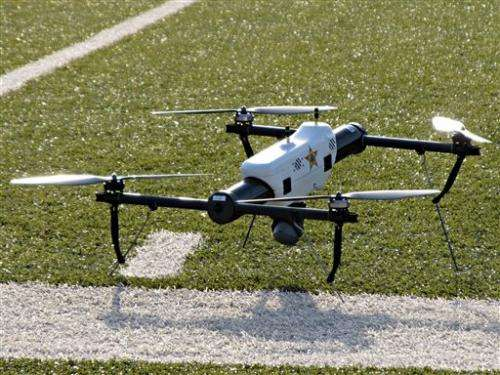 For North Dakota, drones a possible growth market