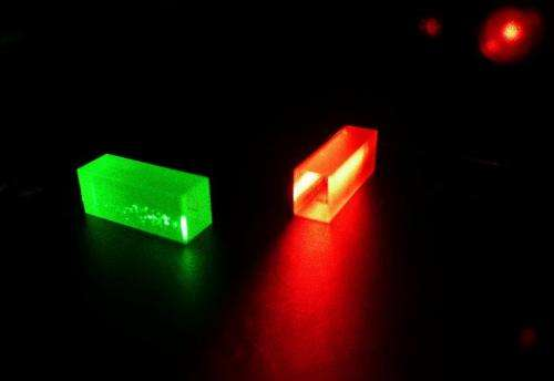 From light into matter, nothing seems to stop quantum teleportation