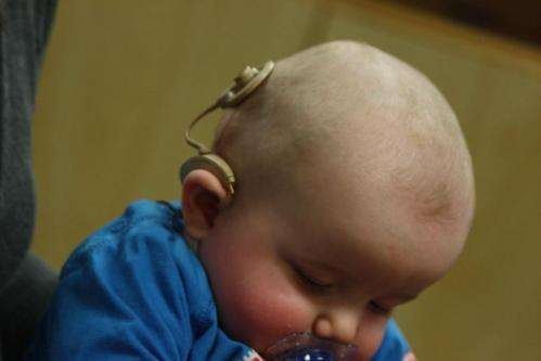Infant cooing, babbling linked to hearing ability, MU researcher finds
