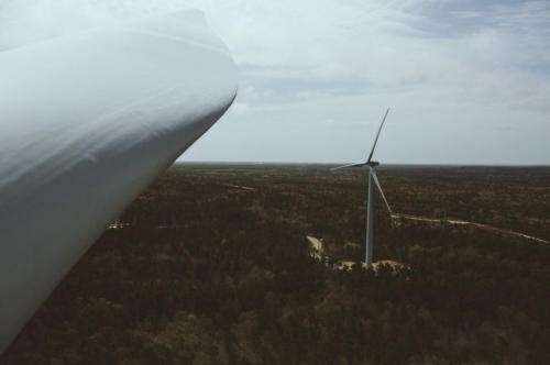 GE has surgical technique to power up wind blades
