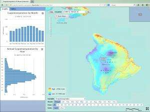 Geography Department launches websites providing data on Hawai'i's climate