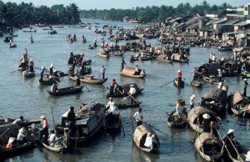 Global freshwater conservation gains momentum among UN countries