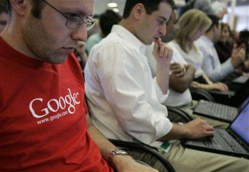 Google steps up efforts for more racial diversity