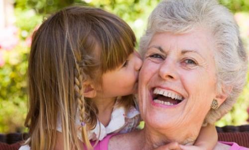 Grand-parenting keeps wheels turning