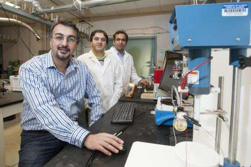 Graphene imperfections key to creating hypersensitive 'electronic nose'