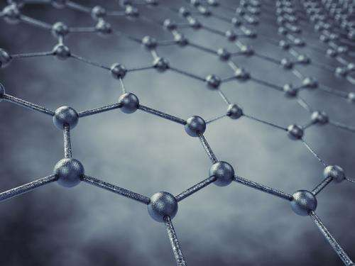 Graphene proves a long-lasting lubricant
