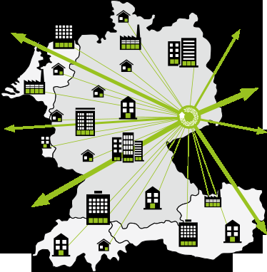 'Green' data center option makes efficient use of server heat