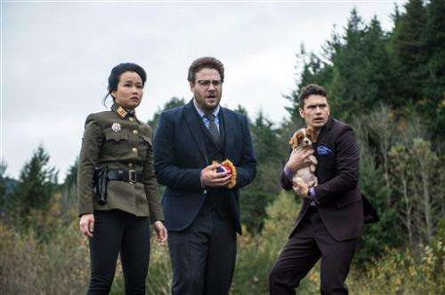 Hackers warn not to release 'The Interview' in any form