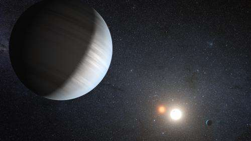 Half of all exoplanet host stars are binaries