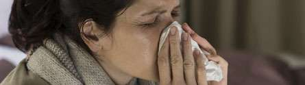 Half of at-risk flu patients are still not vaccinated