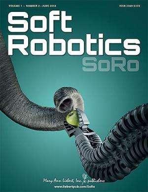 Harvard & Cornell researchers develop untethered, autonomous soft robot