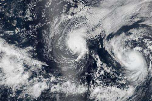 Hawaii bracing for first hurricane in 22 years