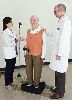 Hearing aids may improve balance