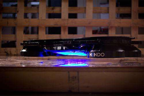 Hendersons introduce hoverboard and a future beyond wheels
