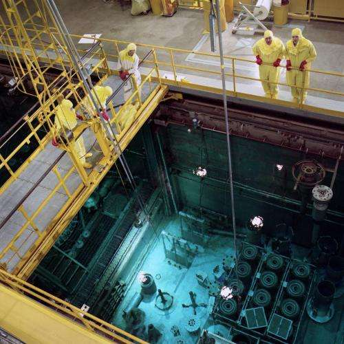High Flux Isotope Reactor named Nuclear Historic Landmark