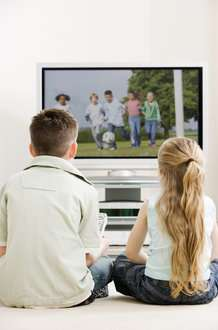Hispanics and females missing from children''s television commercials