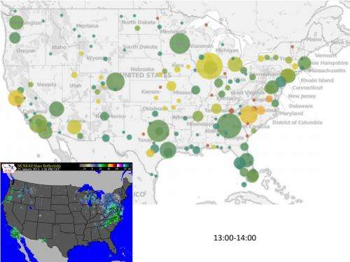 How big data could reduce weather-related flight delays