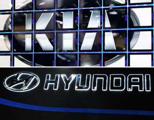 Hyundai and Kia agreed to pay $100 million on November 3, 2014, to settle a US government investigation into exaggerated fuel ef