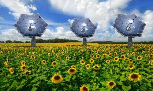 IBM Research, Airlight  Energy work on affordable solar tech