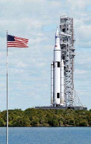 Image: America's next rocket