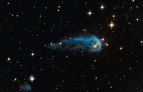 Image: Multiple protostars within IRAS 20324+4057