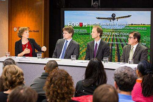 Impact of pesticide residue hard to track, experts say