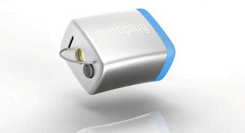 Indiegogo project NANOPLUG – Offering the world's smallest hearing aid