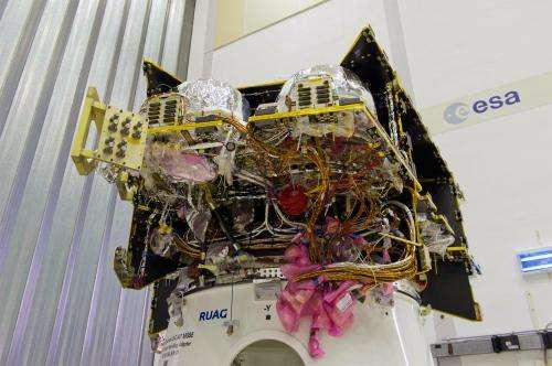 Inside Bepicolombo's Mercury Transfer Module