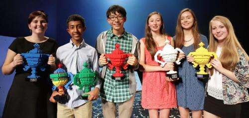 Irish teens' idea of using bacteria to improve crop yields wins Google Science Fair prize