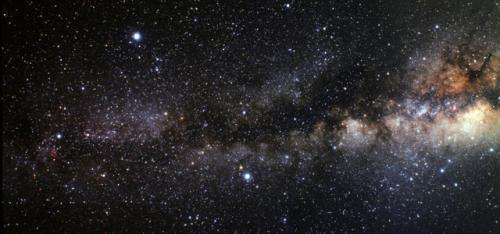 Is there intelligent life in the universe? 5 questions with astrobiologist Caleb Scharf